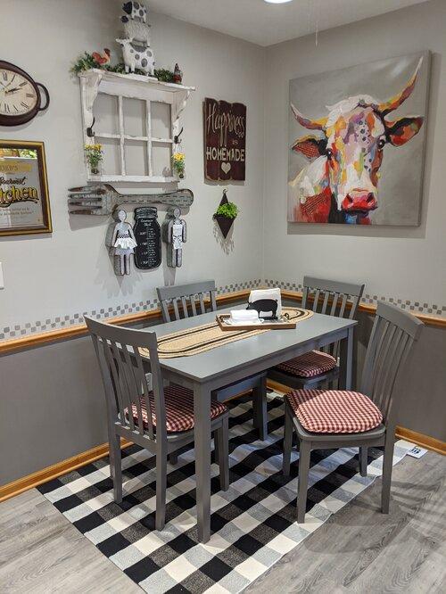 200 Red Farmhouse Room Design Ideas Wayfair