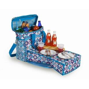 24 Can Merritt Insulated Bag Picnic Cooler