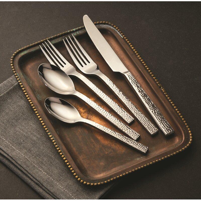 Oneida Hospitality 18 10 Stainles Steel Teaspoon Wayfair