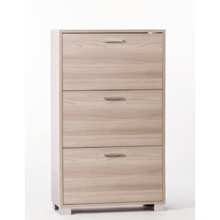Big Save 18-Pair Shoe Storage Cabinet By Sarmog