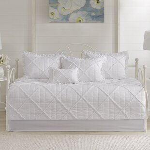 Gurdon 6 Piece Reversible Daybed Cover Set