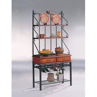 Wildon Home ® Ferdonia Storage Baker's Rack