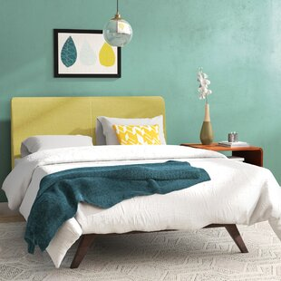 Affordable Price Hannigan Upholstered Platform Bed by Langley Street Reviews (2019) & Buyer's Guide