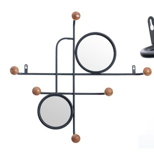 Atticus Wall Mounted Coat Rack By Williston Forge