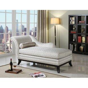 Canora Grey Sherwood Chaise Lounge