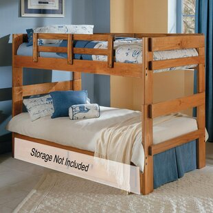 Affordable Twin Over Twin Bunk Bed by Chelsea Home Reviews (2019) & Buyer's Guide