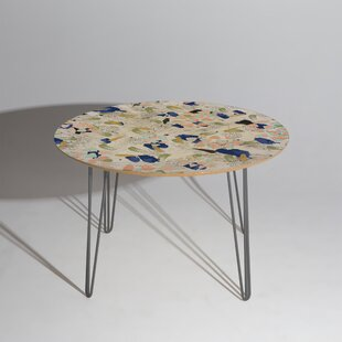 Marta Barragan Camarasa Abstract Marble Dining Table