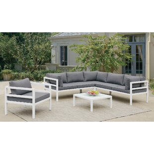 Dussault 3 Piece Conversation Set with Cushions