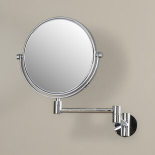 Smedbo Outline Five-Time Magnifying Shaving & Makeup Mirror