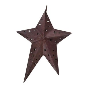 Rustic Primitive Star Wall Decor