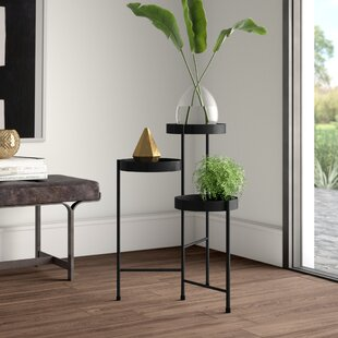 Lofgren Metal Multi-Tiered Plant Stand by Mercury Row