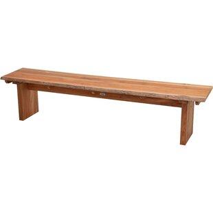 Haddon Teak Bench By Sol 72 Outdoor