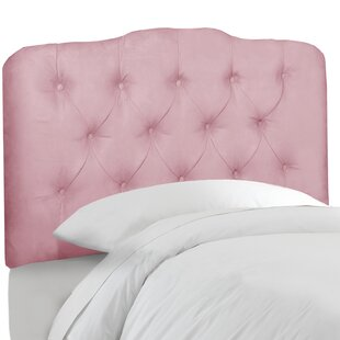 Roselare Tufted Upholstered Panel Headboard