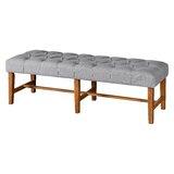 Nikolai Upholstered Bench by Alcott Hill®