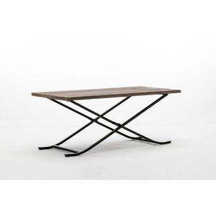 Compare prices Mahar Coffee Table By Gracie Oaks