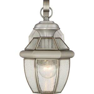 Mellen 1-Light Traditional Incandescent Outdoor Wall Lantern