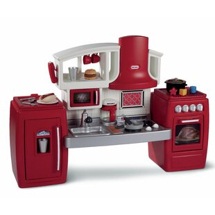 Compare Cook 'n Grow Kitchen Set By Little Tikes