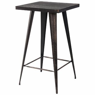 Mirrored Pub Table Kitchen Dining Tables You Ll Love In 2021 Wayfair