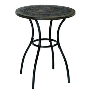Bungalow Rose Marian Bistro Table