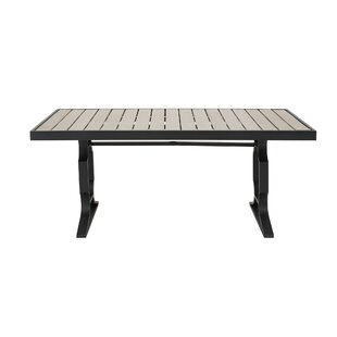 Parkwood  Plastic/Resin Dining Table by B..