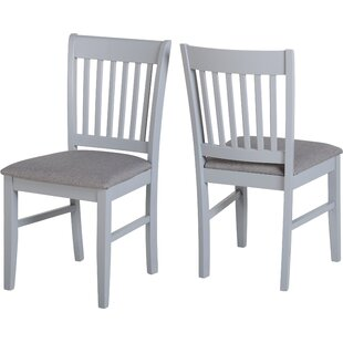 Alicia Upholstered Dining Chair (Set Of 2) By House Of Hampton