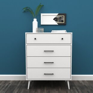 Grullon 4 Drawer Chest by George Oliver