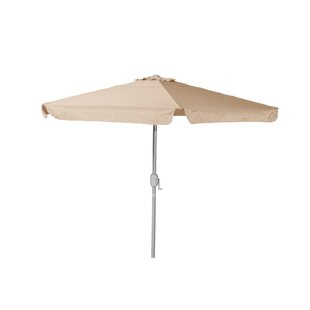 Neem 2.3m Traditional Parasol By Sol 72 Outdoor