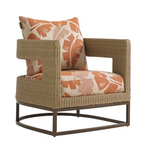Aviano Patio Chair with Cushions by Tommy Bahama Outdoor