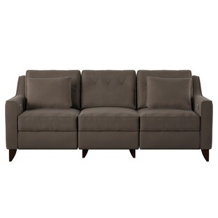 Logan Reclining Sofa By Wayfair Custom Upholstery™
