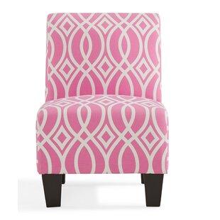 Feingold Kids Slipper Chair by Harriet Bee