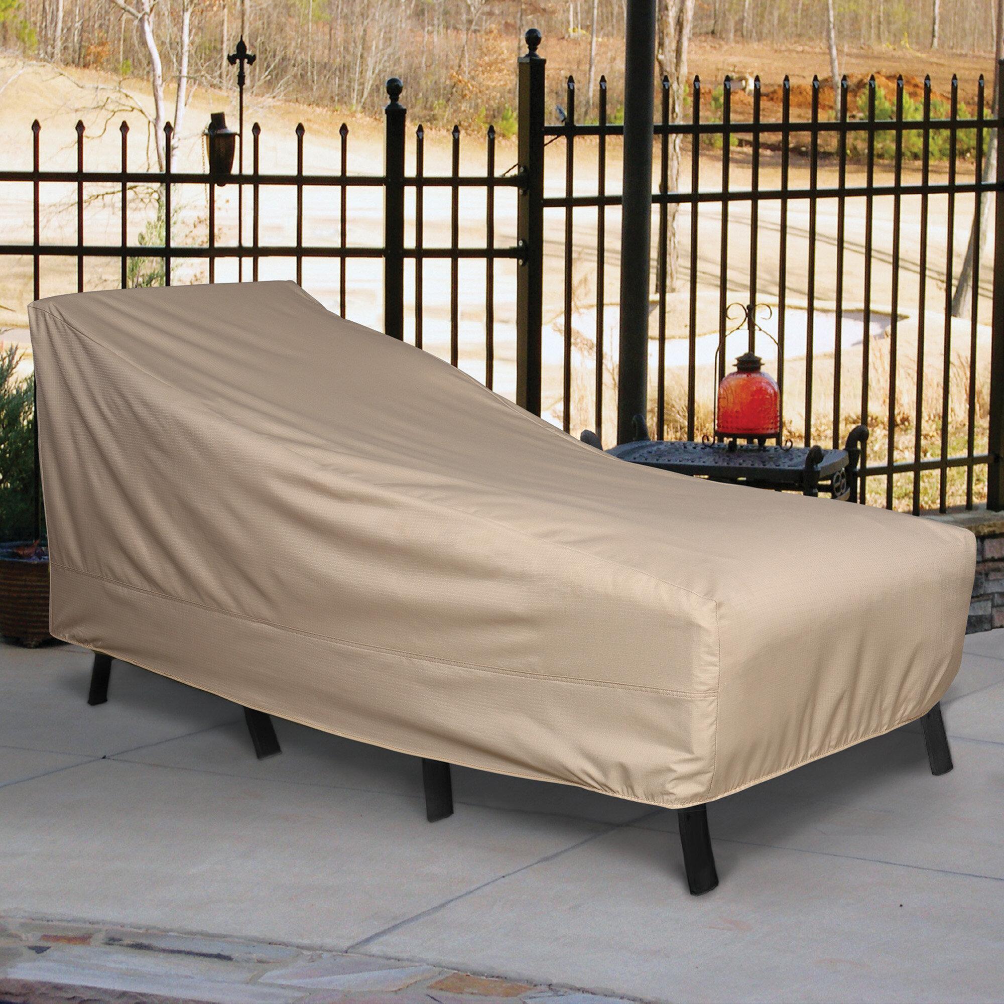 Freeport Park Breathable Patio Chaise
