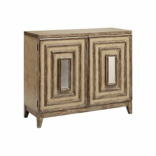 Thanos 2 Door Accent Cabinet by Bloomsbury Market