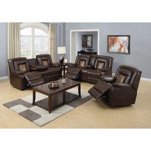 Topeka Reclining Configurable Living Room..