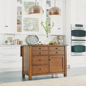 Hurst Kitchen Island by Loon Peak