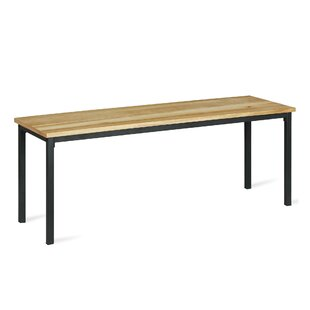 Novogratz Linden Wood Bench