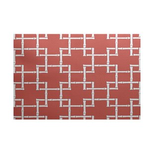 Connelly Coral Indoor/Outdoor Area Rug