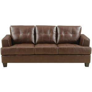 Red Barrel Studio RDBL5128 Wellhead Leather Sofa