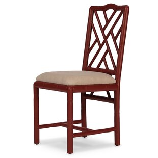 Sarreid Ltd Brighton Bamboo Dining Chair (Set of 2)