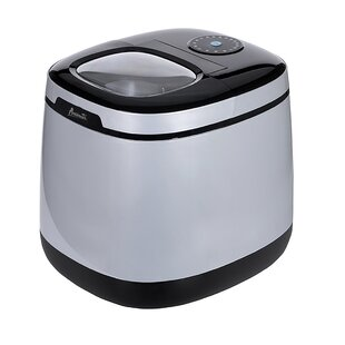 Portable Counter Top 45 lbs. Daily Production Ice Maker
