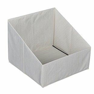 Closet/Shelf Organizer Storage Fabric Bin Rebrilliant