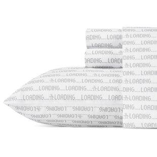 Ebern Designs Amell Loading 100% Cotton Sheet Set