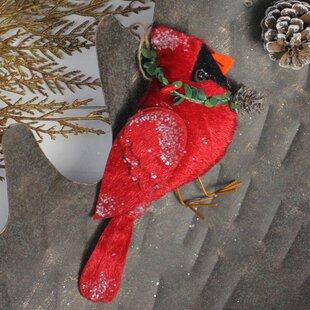 Cardinal Bird Christmas Wayfair