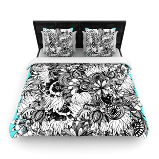 Blumen by Anchobee Featherweight Duvet Cover