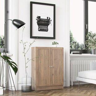 Brattleboro 2 Door Storage Cabinet By Ebern Designs