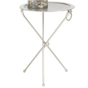 Amalfi End Table by Alcott Hill