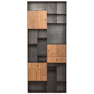 Oksana Geometric Bookcase