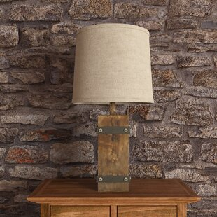 Cabin lodge table lamps birch lane ken caryl 27 table lamp set of 2 aloadofball Images