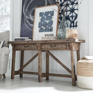 Gracie Oaks Obadiah Console Table