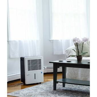 Frigidaire 70 Pint 550 Sq  Ft  Dehumidifier with WiFi