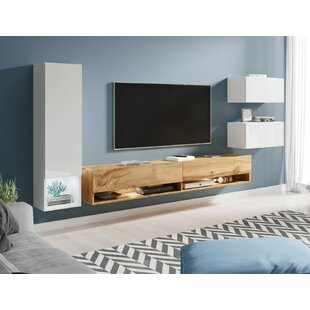 Tyrinia Entertainment Unit For TVs Up To 75